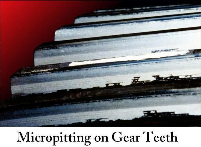 12797_fig_1_micropitting_on_gear_teeth_geartech Five Common Gearbox Failures And How To Identify Them