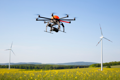 HUVRData Lands $2M To Expand Drone Services In Energy Industries