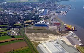 Siemens Wastes Little Time In Cuxhaven Dedication