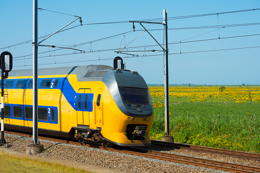 All Aboard! Dutch Trains To Run Exclusively On Wind Power