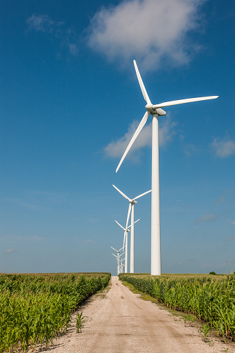 MidAmerican Energy To Locate New Wind Farms In Iowa