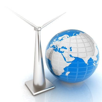Report: Global Wind Capacity Reaches Nearly 393 GW