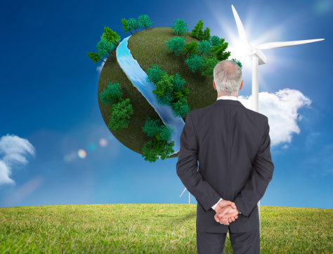14634_thinkstockphotos-482238767 Greenpeace: 100% Renewable Electricity Is Possible By 2050