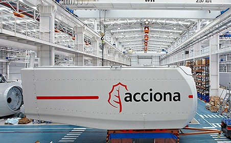 Nordex Buying Acciona Windpower
