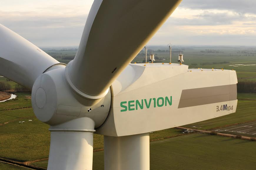 Senvion Chooses IMO Pitch Bearing For Low-Wind Turbine Model