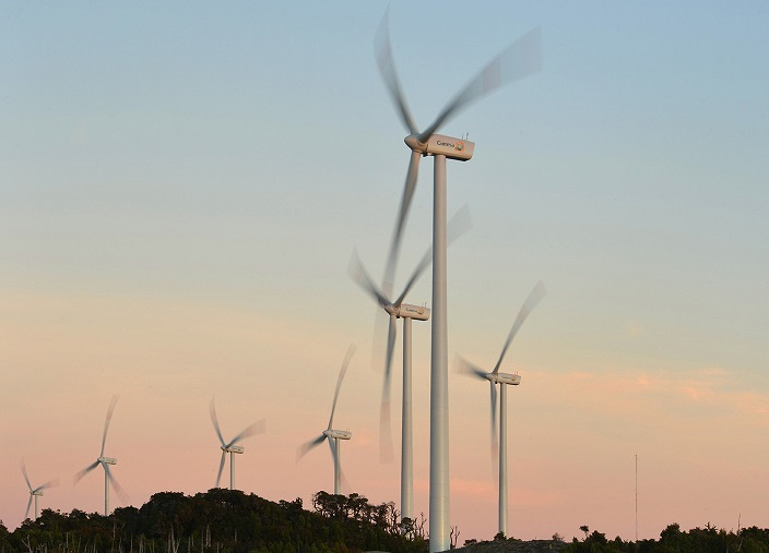 Gamesa Supplying G114-2.0 MW Turbines For Seven Brazil Wind Farms