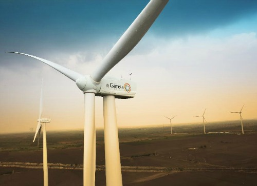 Gamesa Building 40 MW Wind Farm In India