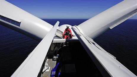DONG Inaugurates 312 MW German Offshore Wind Project