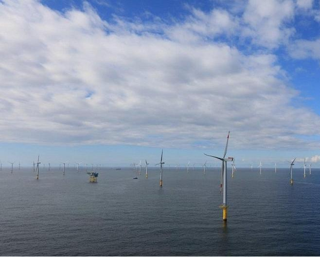 E.ON Completes 288 MW Offshore Wind Farm