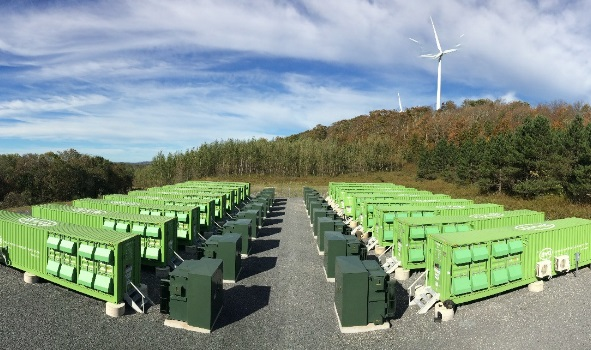Invenergy's 31.5 MW Energy Storage Project In W.V. Commences Operations