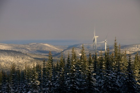 EDF EN Canada Sells Part Of 350 MW Quebec Wind Project