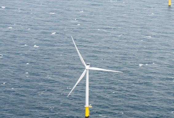Van Oord Providing Foundations For Walney Extension Offshore Wind Farm