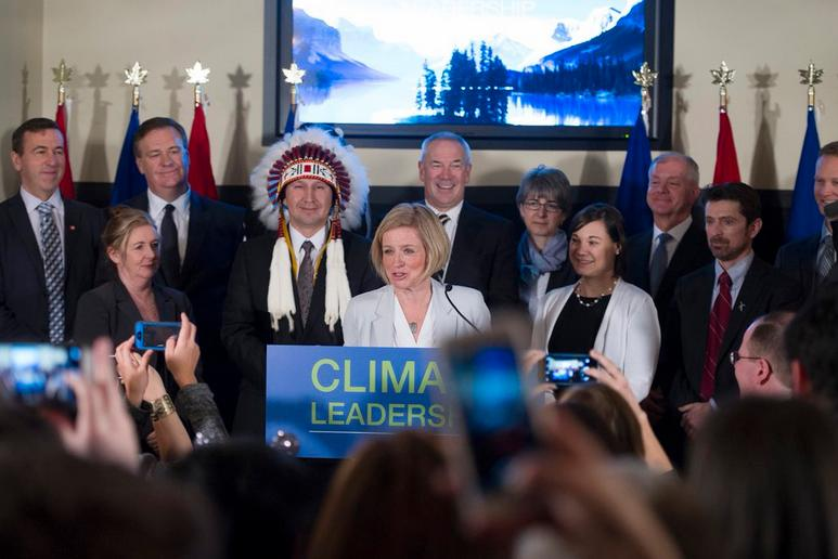 14870_premier Alberta's New Climate Plan Chooses Wind Power Over Coal
