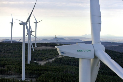 Senvion Canada Marks 1 GW Wind Milestone In Quebec