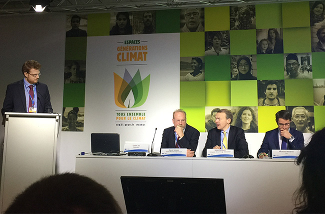 EWEA COP21 Sessions Highlight Global Role Of Wind Power