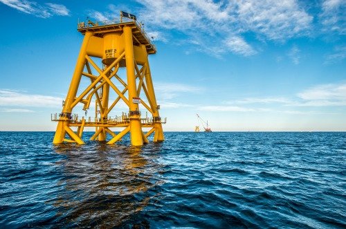 Block Island Project Wraps Up First Offshore Construction Season