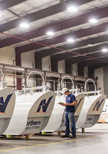 Northern Power Systems' 100 kW Turbine Reaches Grid Parity