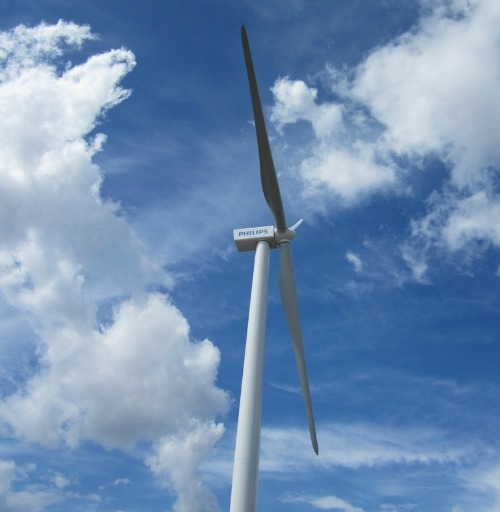 14947_philips Philips To Power North American Operations With Wind Energy