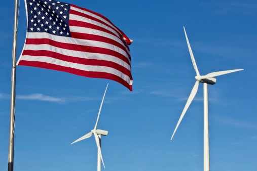U.S. Wind Power Passes The 70 GW Mark