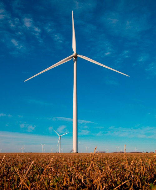 Gamesa Supplying Final Phase Of 50 MW Wind Farm In Michigan