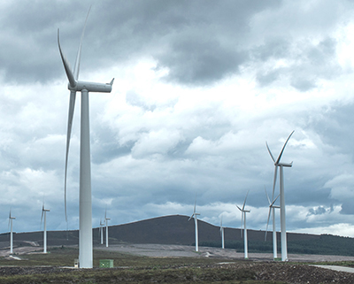 Siemens Supplying 53 MW Wind Project In Scotland