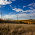 BluEarth Commissions Bull Creek Wind Farm In Alberta