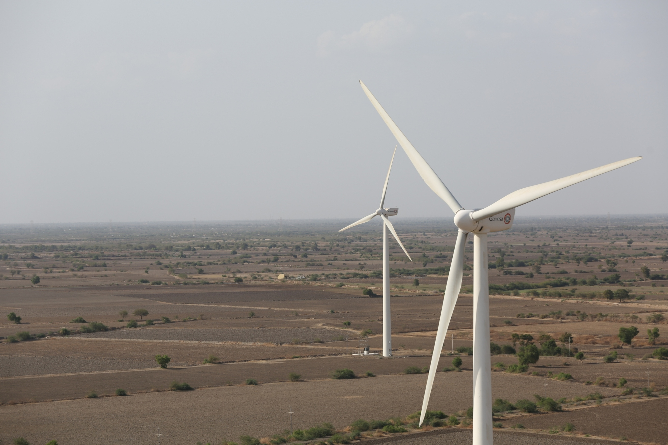 Gamesa-wind-farm-01-22 Gamesa Receives Three Orders Totaling 130 MW For Indian Market