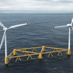 Dounreay Trì Looks To Demo Floating Wind Farm Offshore Scotland