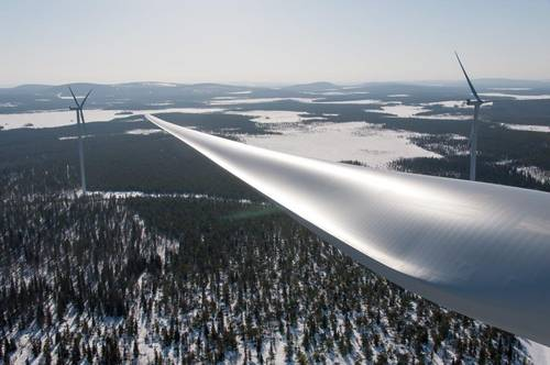 nordex Nordex  Secures 216 MW Frame Contract In Finland