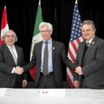 North American Energy Leaders Sign MOU