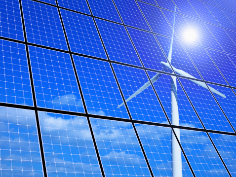 ThinkstockPhotos-4537432431 Schneider Electric Links Buyers With Renewable Energy Developers