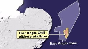 eastangliaone ScottishPower Invests $3.5 Billion Into 714 MW East Anglia ONE Wind Farm