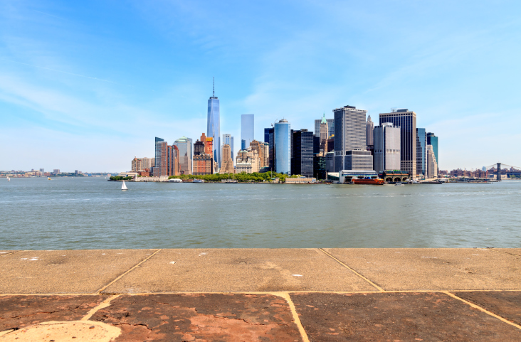 governors-island-nyc Mayor de Blasio Called On To Bring Offshore Wind To NYC