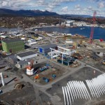 NorSea Group Providing Stord Base For Hywind Floating Wind Farm