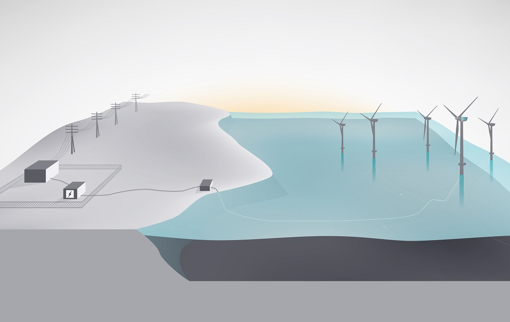 21mar-batwind-illustration Statoil, Scottish Partners Launch Battery Storage Project For Offshore Wind