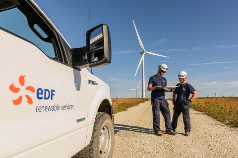 EDF_PilotHill_20152716-0026-1 EDF RE Claims 12% Of U.S. New Wind Energy Capacity In 2015