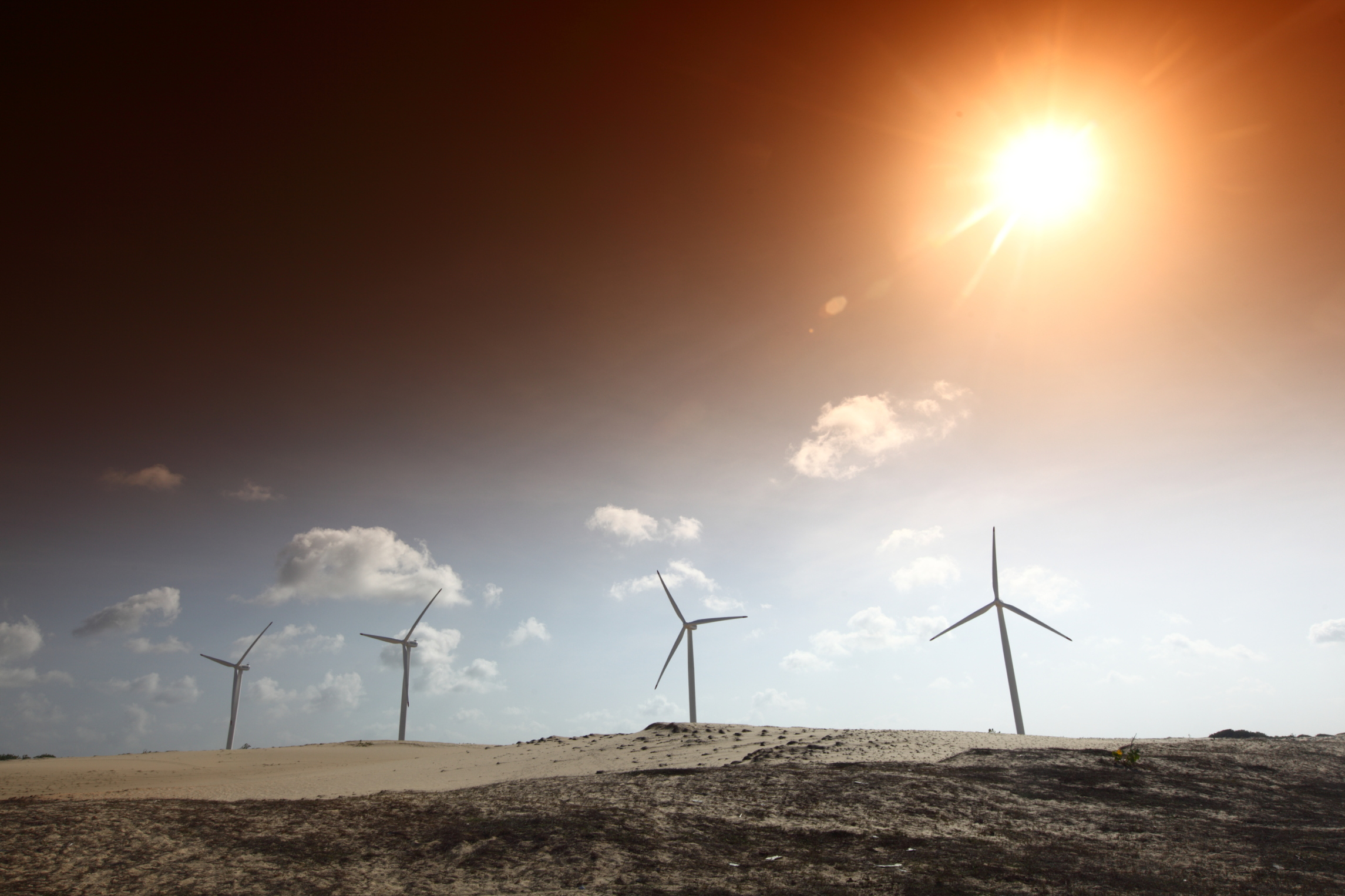 ThinkstockPhotos-101797985 Enel Wins Preferred Bidder Status For 850 MW Morocco Wind Project