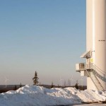Nordex Providing Towers For Wind Project In Icy Finnish Region