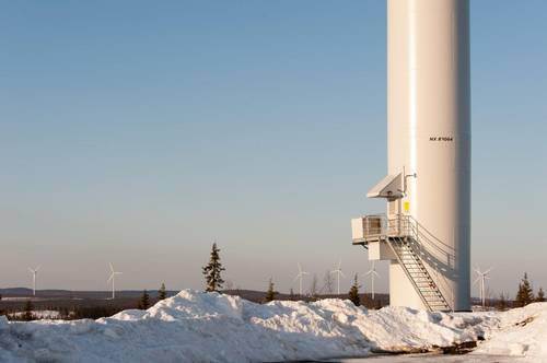 b0976b3415 Nordex Providing Towers For Wind Project In Icy Finnish Region