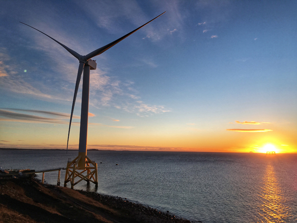 levenmouth ORE Catapult Reveals 7 MW Offshore Wind Turbine For Research