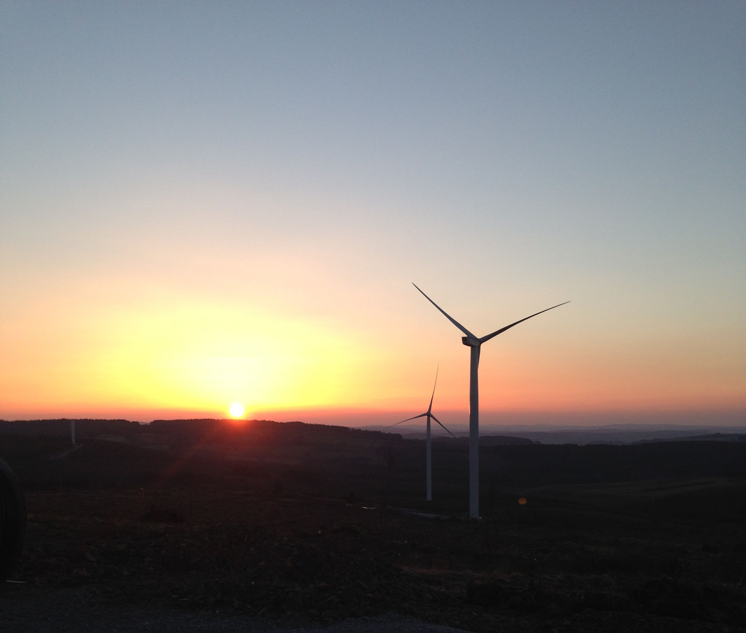 Ireland Nordex Supplying Turbines For Two Irish Wind Projects