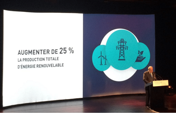 PierreArcand-2 CanWEA: Wind Poised To Play Big Role In Quebec's 2030 Energy Policy