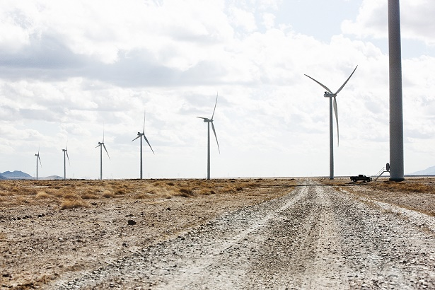 V100_Macho_Springs_US_1 Vestas Enters Conditional Agreement For Huge U.S. Project