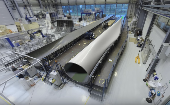 covestro New Turbine Blade Manufacturing Method Granted DNV GL Certification