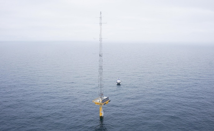 Image Dogger Bank Offshore Project Gets O&M Boost From Drones