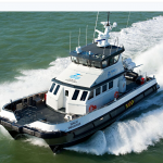 Seacat Secures Burbo Bank Charter Deal With DONG Energy