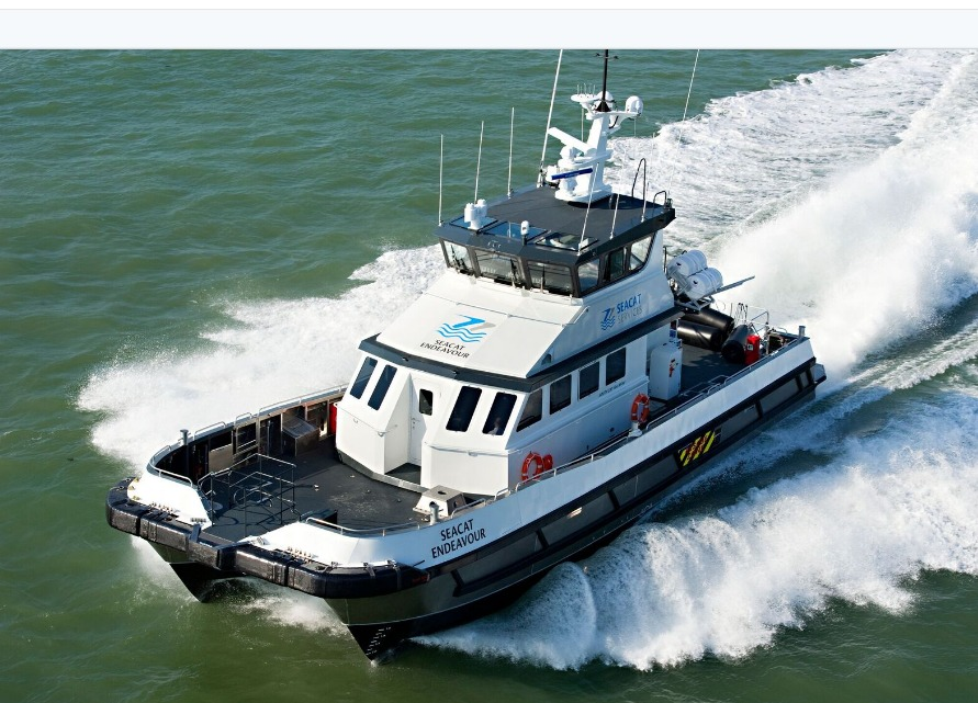 seacat-endeavor Seacat Secures Burbo Bank Charter Deal With DONG Energy