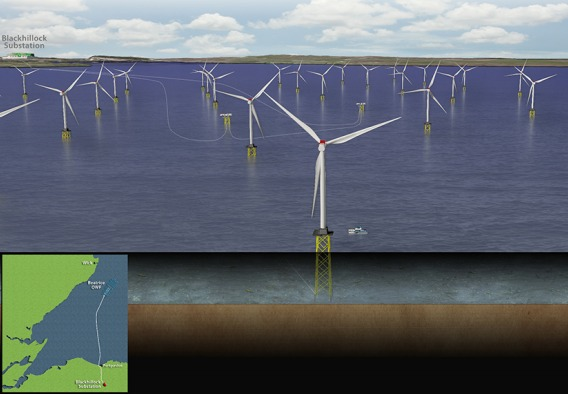 seaway-heavy-lifting Beatrice Offshore Wind Project Nets $1.3 Billion EPCI Contract