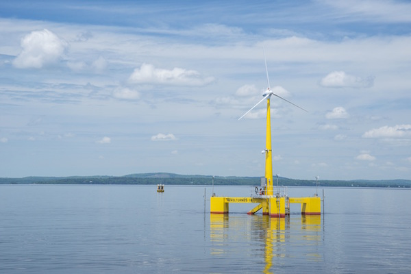 3 Global Consortium Working On Maine Floating Offshore Wind Pilot Project