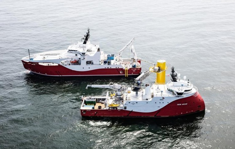 Siem Siem Offshore Wins Supply-And-Install Contract For Beatrice OWF